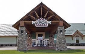Oxford Casino Entrance