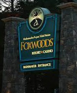 Foxwoods Entrance