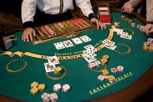 Blackjack Table