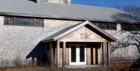 Wampanoag Community Center and Future Bingo Hall gets new life.