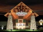 Oxford Casino at Night