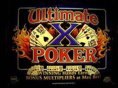 Video Poker Ultimate X