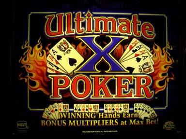Video Poker Ultimate X