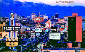 Las Vegas in the 70's