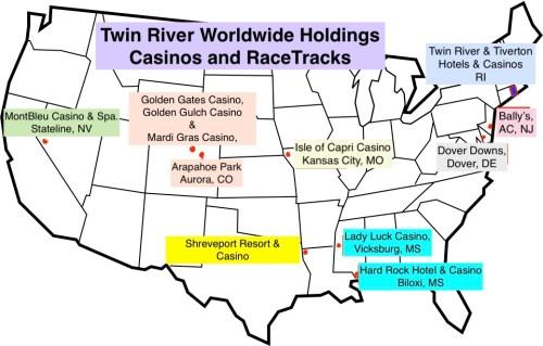 Twin River Worldwide Holdings
