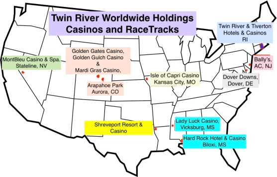 Twin River Worldwide Holdings