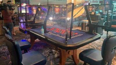 Connecticut Casinos Reopening