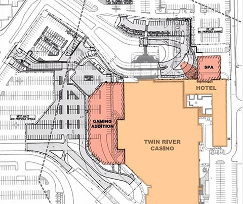 Twin River Hotel Casino Expanding
