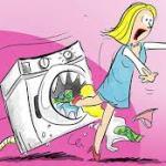 Como lavar as roupas, Dez erros na hora de lavar as roupas