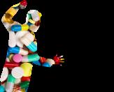 איור - סמים פסיכיאטריים גורמים לאלימות