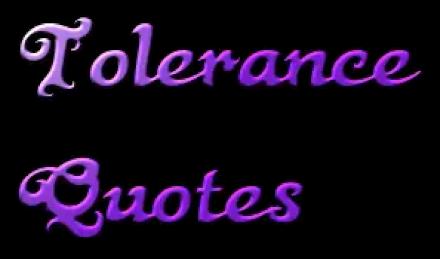 Tolerance Quotes2