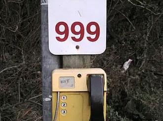emergency telephone number india hindi