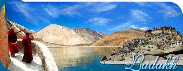 Ladakh best Tourist places in hindi