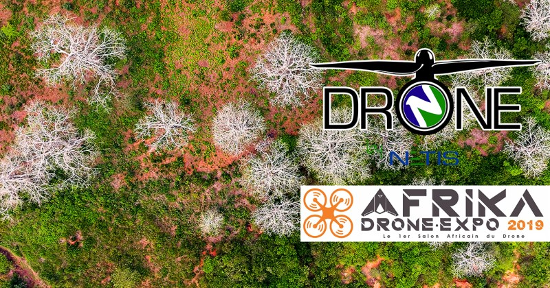 AFRIKA DRONE EXPO 2019-DRONE by NETIS
