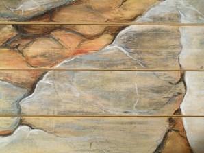 Detail II-Broken Hill and Bed slats