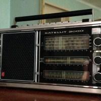 Ma touche F5 : la radio de mon père...
