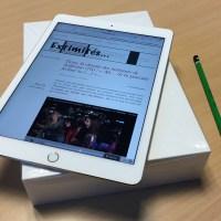 L'iPad Air 2: Plus fin qu'un crayon à papier? Vérifions...