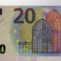 Architecture du nouveau billet de 20 euros…