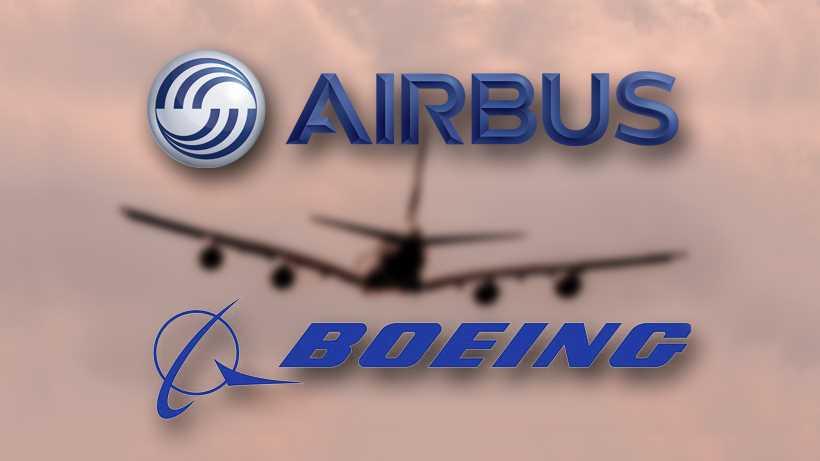 Best airplane in the world Boeing vs Airbus  netivist