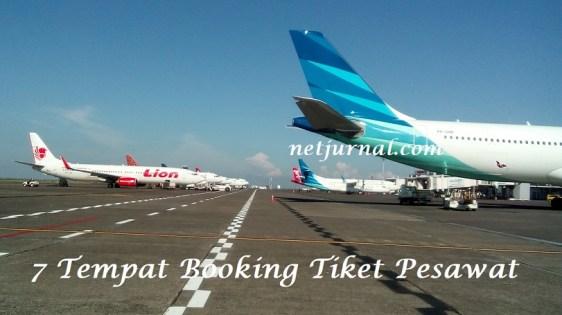 7 Tempat Alternatif Pesan Tiket Pesawat Selain Traveloka 1