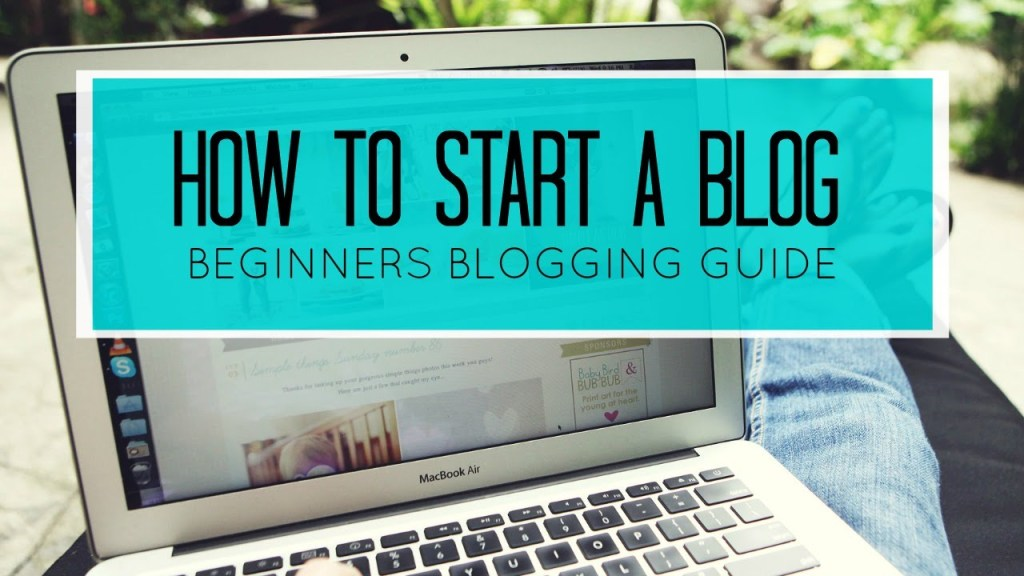 How to Start A Blog in Canada: Easy guide to create a blog for beginners