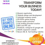 Netlit Digital marketing web agency Kenyak