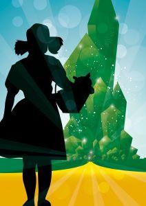 Wizard of Oz Dorothy