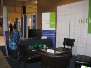 netlogx booth