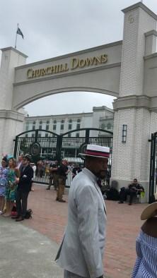 Niquita Churchill Entrance