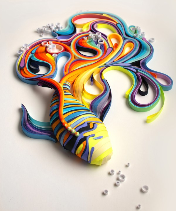 Yulia Brodskaya Art Paper
