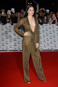 Here Are the Photos of Jessie J Baring It All on the Red ...