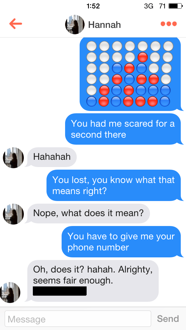 How To Pick Up Girls! Clever way to get girl's phone number.