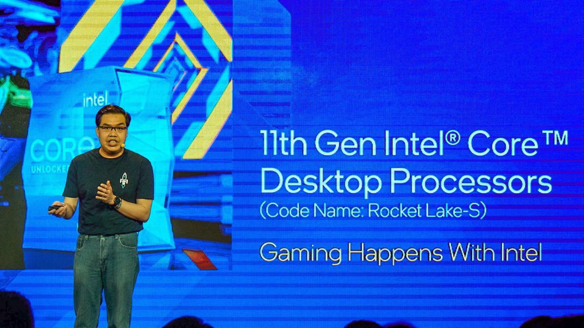【圖說2】英特爾客戶運算事業群發言人李昆龍分享第11代Intel-Core桌上型電腦處理器特色.jpg?fit=1200%2C675&ssl=1