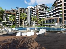A Sustainable Life Complex in Antalya: SUNIS RESIDENCE ...