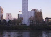 The 360° View Tower, Nantes, France | netMAGmedia Ltd