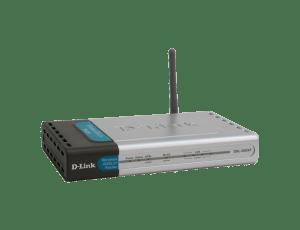 D-Link DSL-G624T Wireless ADSL Gateway (Modem/Router/Wifi)