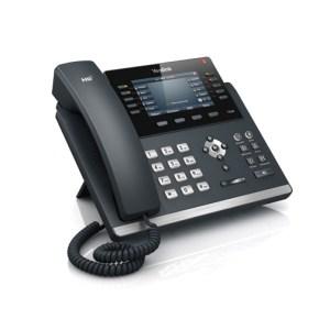 Ultra-elegant Gigabit IP Phone(SIP- T46G)
