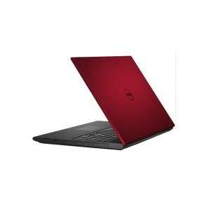 Dell Inspiron 3543-INS-0826 15.6 i5-5200U 4GB 500GB Win8.1 DVD Laptop Red