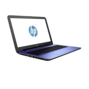 "HP 14-ac104ne Laptop - Core i3 5005U, 4GB RAM, 500GB HDD, 14"", Win 10, White"