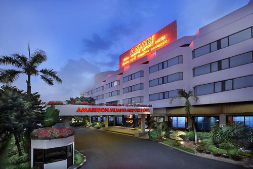 Don Mueang Airport Hotel Don Mueang Airport Guide