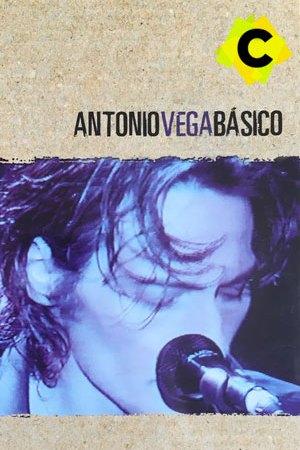 Antonio Vega - Concierto Básico. Antonio vega en primer plano con un micrófono