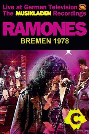 Ramones - Musikladen. ramones en letras rosas