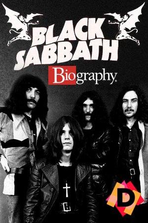 Black Sabbath - Biography. Black sabbath jóvenes en blanco y negro