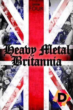 Heavy Metal Britannia (Documental)- bandera reino unido