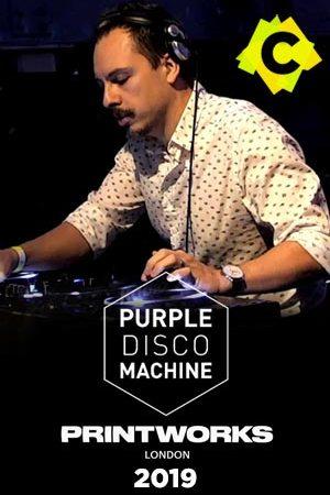 Purple Disco Machine - Live Printworks, Londres 2019