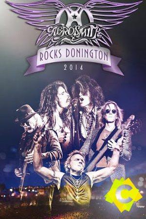 Aerosmith - Concierto Rocks Donington 2014