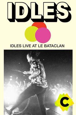 IDLES - Concierto Live At Le Bataclan, Pairs 2018