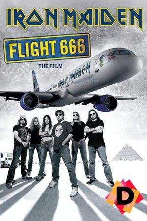 Iron Maiden - Flight 666 (Documental)