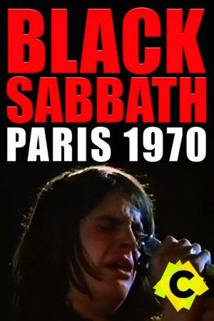 Black Sabbath - Concierto Teatro Olimpia, Paris 1970