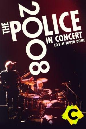 The Police - Concierto Live At Tokyo Dome 2008